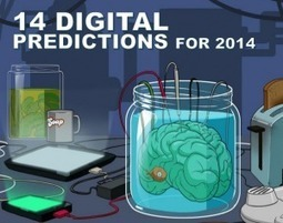 Digital, advertising, social and tech predictions & trends 2014 | Interactive Media Lounge (by IM Lounge) | Scoop.it