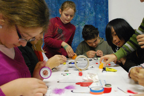 Klackerlaken | [New] Media Art Education & Research | Scoop.it