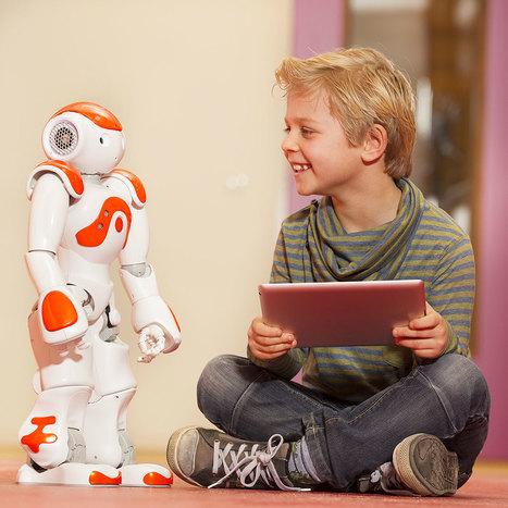 Aussi incroyable qu'effrayante, cette intelligence artificielle possède le même QI qu'un enfant ! | SooCurious | 694028 | Scoop.it
