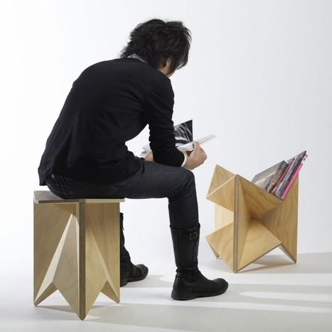 Bloom Furniture Series Design by Christina Waterson | Furniture Designers | Scoop.it