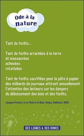Ode à la nature sur les réseaux RATP | Les Mots et les Langues | Scoop.it