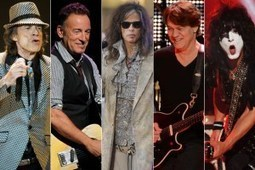 2012 Ultimate Classic Rock Awards – Vote Now! | Bruce Springsteen | Scoop.it