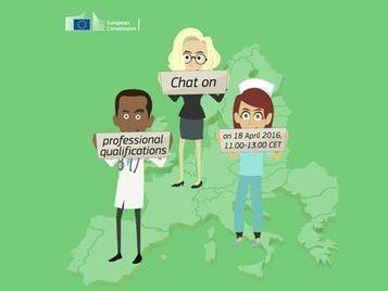 Chats de Facebook: información de utilidad sobre el reconocimiento de cualificaciones en otros países | SOM - Treballar a l'estranger | Scoop.it