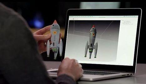 Adobe Photoshop CC zavedl přímou podporu 3D tisku a vypadá to ... | 3D print in Bohemia | Scoop.it