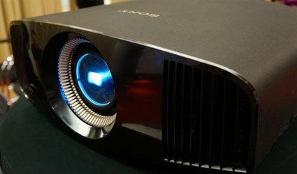 Sony VPL-VW500ES 4K Projector Review | projector hire  london | Scoop.it