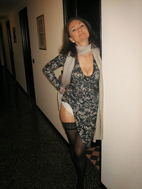 Incontri per adulti in Italia: Silvana da Roma con furore | scopamicizia | Scoop.it