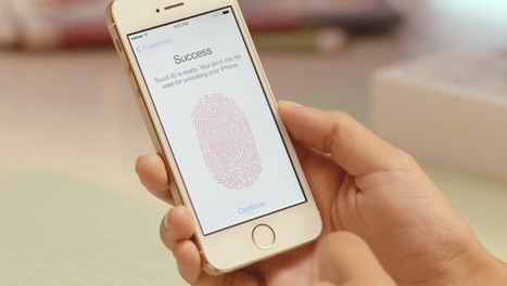 CEO Tim Cook Says Touch ID Was Part Of Apple's Thinking Around Mobile Payments  | TechCrunch | Mobile Payments | Scoop.it