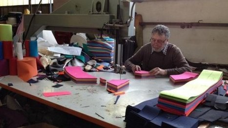 Créateurs et artisans basques : Entrez dans le cercle ! – Magazine du Pays Basque - France 3 Aquitaine | Veille, actualités et tendances pour tous les passionnés de mode, d'art et de design | Scoop.it