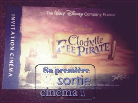 ♡ Son tout premier ciné. ♡ - ** Petite-Mam ** | Petite-Mam | Scoop.it