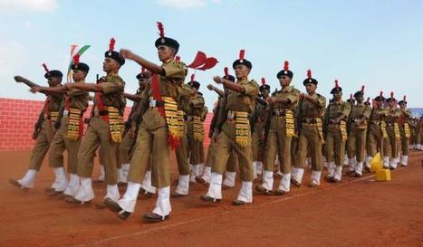 237 constables pass out of training centre - The Hindu | 237 NEWS | Scoop.it