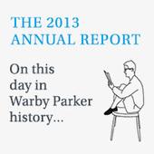 The 2013 Warby Parker Annual Report | En Quete de Com | Scoop.it