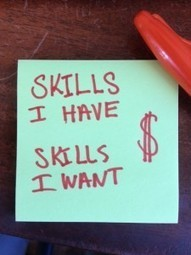 What skills would you buy? What skills could you sell? - Project Eve | Project Eve on Social Media | Scoop.it