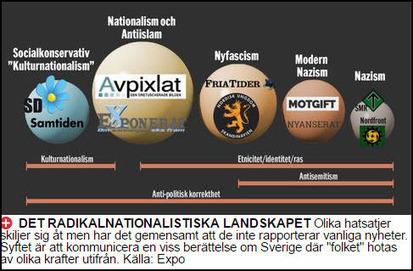 Sajter som värnar om svenskarna tappar i sociala medier påstår Expos Daninel Pool och LO   Kommunikation och mediebruk   Scoop.it