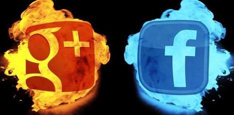 Question : Google + va t-il devenir plus intéressant que Facebook et Twitter ? | Education & Numérique | Scoop.it