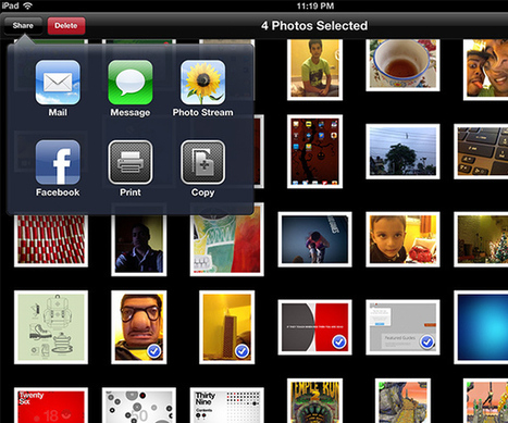 20 Useful Tips for Getting Started with your iPad - The New iPad Blog | Smart Phone & Tablets | Scoop.it