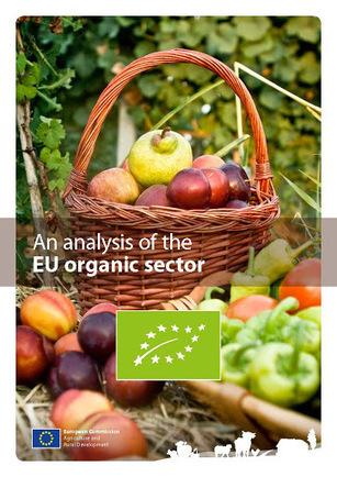F.P AGRARIA: Agricultura ecológica en Europa. Estadísticas y datos   Agricultura ecológica y tintes naturales   Scoop.it