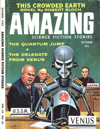 Ficção Científica dos Anos 50 | Ficção científica literária | Scoop.it
