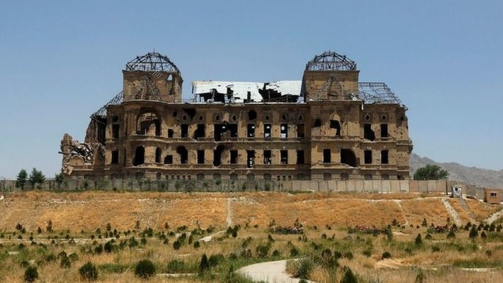 Reconstruction of ruined Darul Aman palace begins in Kabul | BBC | Asie | Scoop.it