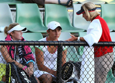 Wanted: Women to Coach Female Tennis Players | Women's Right And Global Initiative | Scoop.it