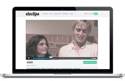 eleclips - Repositorio de ELE | Technology and language learning | Scoop.it