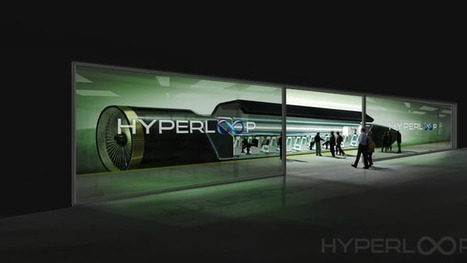 Russian Hyperloop could become a 21st-century Silk Road | Knowmads, Infocology of the future | Scoop.it