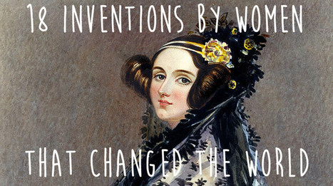 18 Inventions By Women That Changed The World | Transforming small business | Scoop.it
