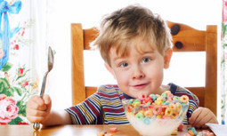 An Eye-Opening Look at Added Sugar in Kids' Cereals | Know Your Food | Scoop.it