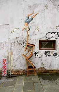 ernest zacharevic's artworks engage with their surroundings | World of Street & Outdoor Arts | Scoop.it