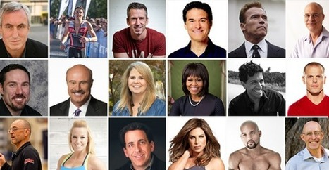 The 100 Most Influential People in Health and Fitness | Holistically Fit | Scoop.it
