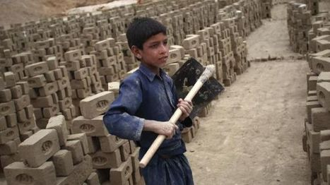 Child labor still remains rampant in #Afghanistan : Report | Unthinking respect for authority is the greatest enemy of truth. | Scoop.it