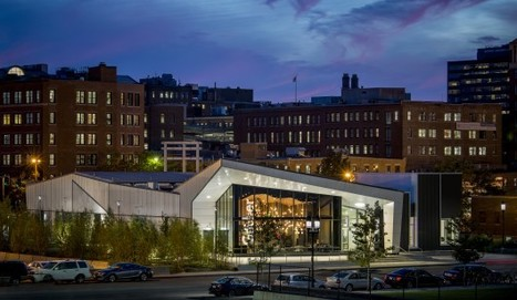 District Hall, Boston's Public Innovation Center / Hacin + Associates | green streets | Scoop.it