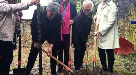 Sarthe : les premiers arbres du verger du Mans ont été plantés [vidéo] - Ouest France | Agriculture en Pays de la Loire | Scoop.it