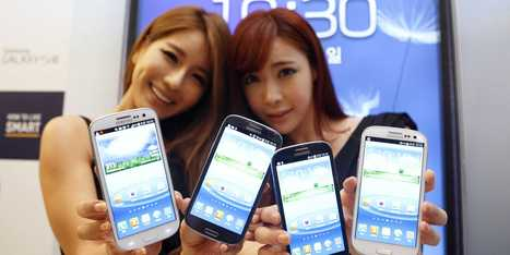 Samsung Has A Totally Different Strategy From Apple, And It's Working Great | A2 BUSS4 Businesses and the competitive environment & making strategic decisions | Scoop.it