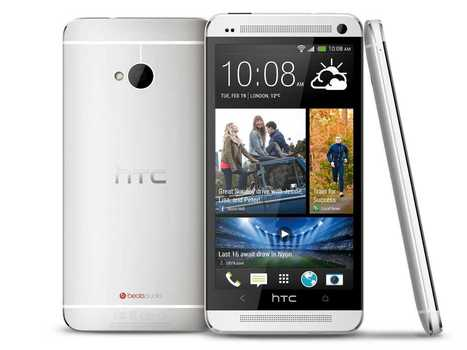 How HTC's New Android Phone Compares To Samsung's Galaxy S III | Digital-News on Scoop.it today | Scoop.it