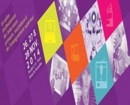 Salon européen de l'Éducation : intervention de Najat Vallaud-Belkacem | LES INFOS DE LA SEMAINE | Scoop.it
