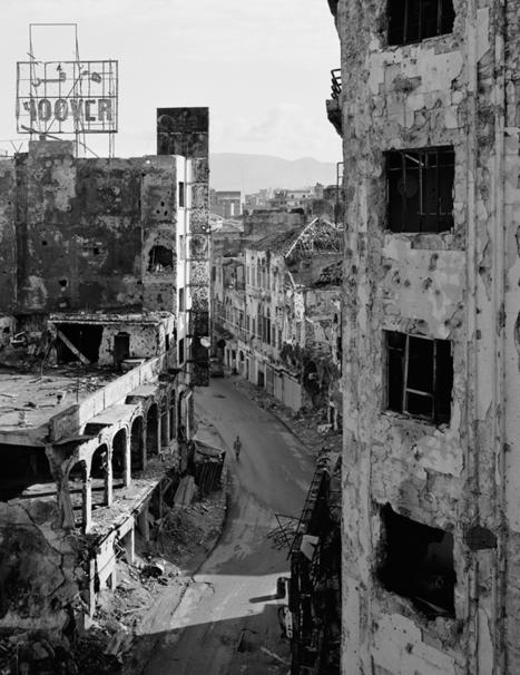 Beyrouth après la guerre par Gabriele Basilico   Photography Now   Scoop.it