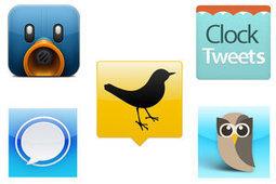 10 outils pour ne rien rater sur Twitter - Europe1 | Web et reseaux sociaux | Scoop.it