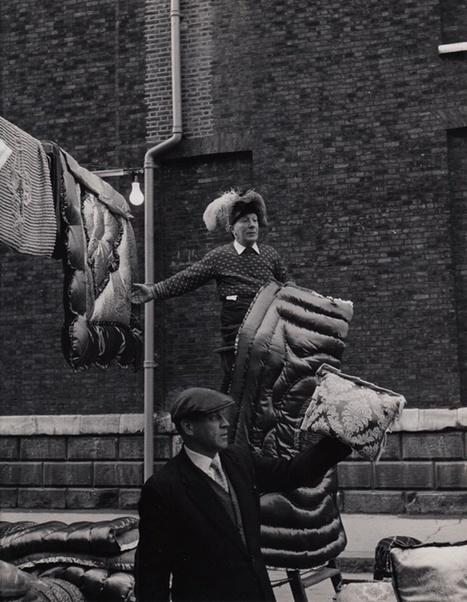Roland Collins' Photographs | Spitalfields Life | Emotional triggers | Scoop.it
