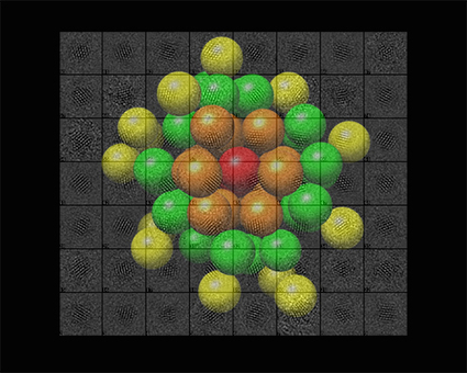 A breakthrough in imaging gold nanoparticles to atomic resolution by electron microscopy | Physics+neuroscience+cancer+imaging process | Scoop.it