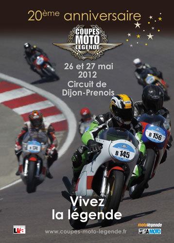 Coupes Moto Légende 2012: Coupes Moto Légende 2012 : Agostini et Kawasaki pour les 20 ans de l'évènement. | Classic Motorbike | Scoop.it