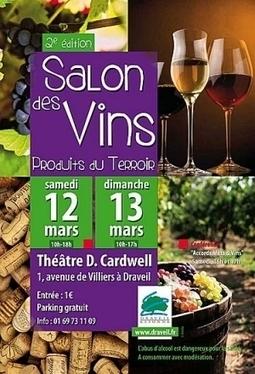 2ème salon des vins et des produits du terroir de Darveil   Agenda du vin   Scoop.it