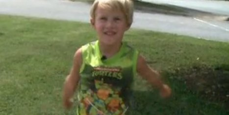 The Shirt That Got This 4-Year-Old Kicked Out Of A Restaurant | MOVIES VIDEOS & PICS | Scoop.it