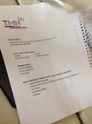 Restitution TMNlab #6 : La parole du spectateur pour valoriser la structure (groupe 2) | culture digitale theatre | Scoop.it