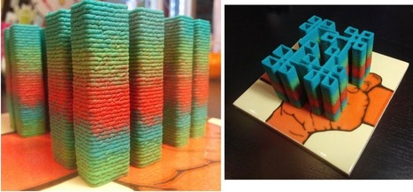 3D Printing with Hummus | 3D Virtual-Real Worlds: Ed Tech | Scoop.it