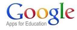 GAFE Class | Google Apps For Education Online Course | Educators CPD Online | Scoop.it