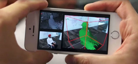 MobileFusion Turns Your Mobile Devices into 3D Scanners | Managing Technology and Talent for Learning & Innovation | Scoop.it