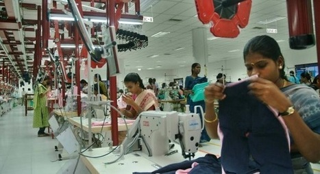 What is Stopping India To Become China in Garment Industry - | India Economics | Scoop.it