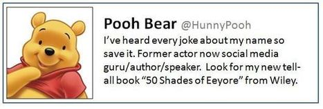 20 of the World's Most Humorous Twitter Bios | Digital-News on Scoop.it today | Scoop.it