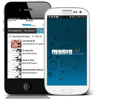 Music iPhone App | Free App | Chromeinfotech | Mobile Apps Development | Scoop.it