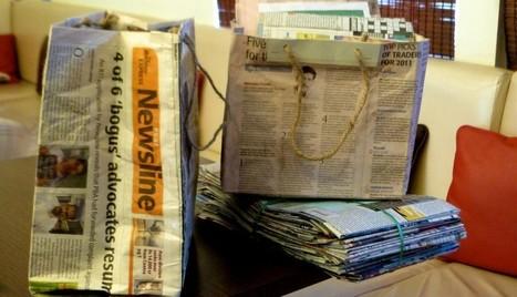 En Inde on recycle pour emballer ! | Economie Responsable et Consommation Collaborative | Scoop.it